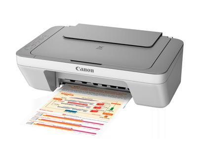 E Vision Panam 225 Impresoras Canon Mg2410 Impresora