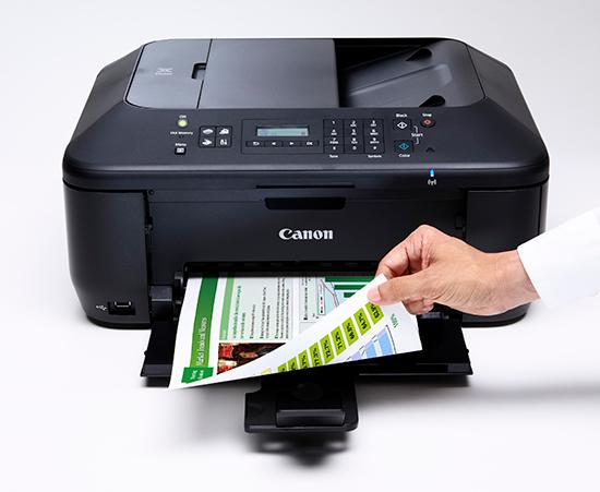 E Vision Panam 225 Impresoras Canon Mx531 Impresora