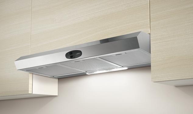 E vision panam electrodom sticos elica krea90 - Ruido extractor cocina ...