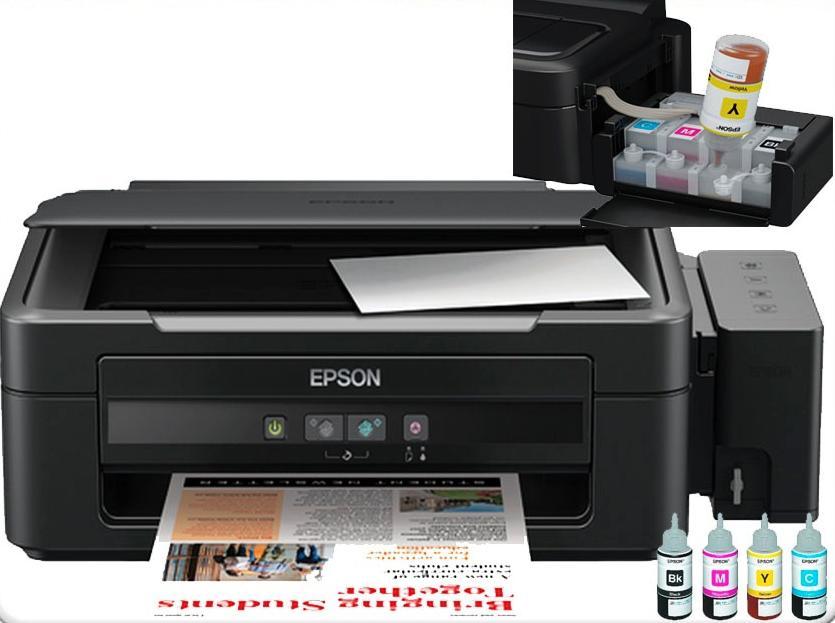 E Vision Panam 225 Impresoras Epson L 210 Impresora